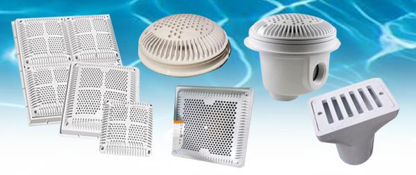 Rejillas de fondo piscinas for Rejillas para piscinas