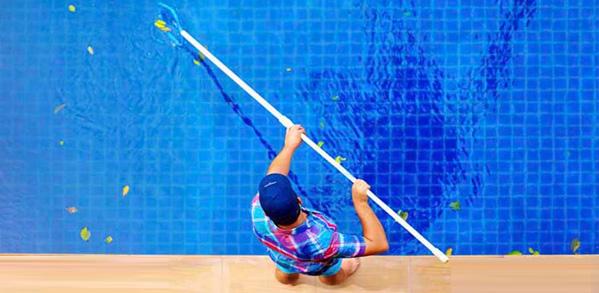 Empresas de mantenimiento de piscinas.